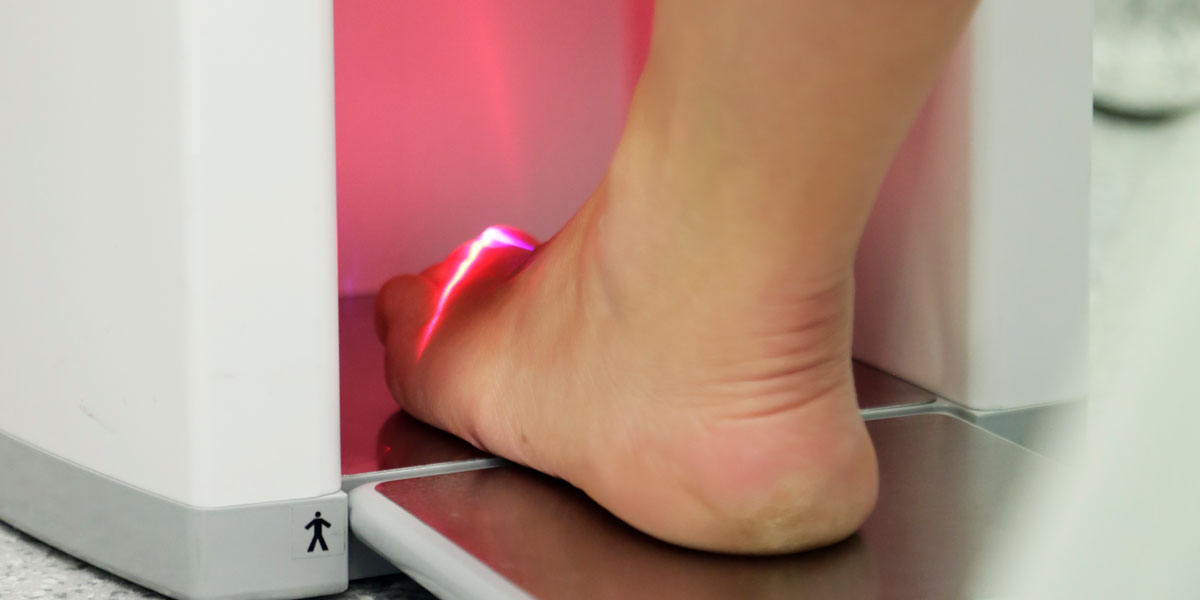 The Erchonia® Lunula Laser fungal nail treatment